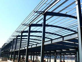 兰州钢结构在进行安裝的时候需要留意哪些安全措施呢?